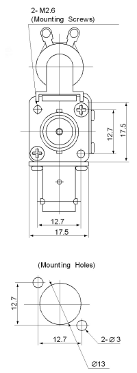 coaxial relay cx230