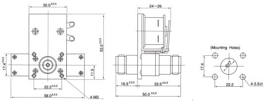 coaxial relay cx520d 24v